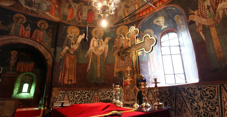 Sfântul Altar de la Govora