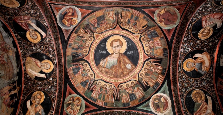 Frescă - Pridvorul de la Govora