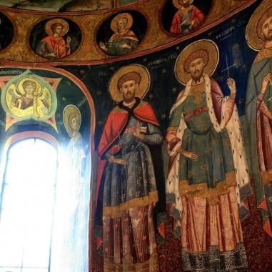 Frecă - Sfânta Mănăstire Govora