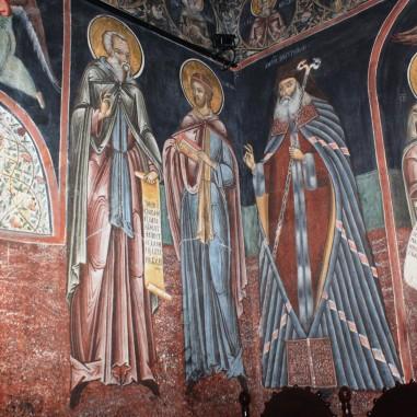 Sfântul Ierarh Martir Antim Ivireanul la Govora
