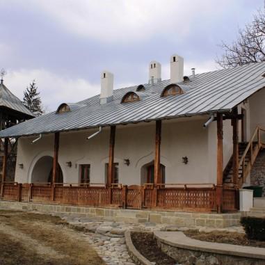 Casa preoțească de la Govora